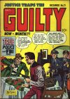 Cover For Justice Traps the Guilty 21