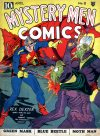 Cover For Mystery Men Comics 9
