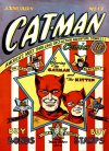 Cover For Catman Comics 17