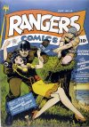Cover For Rangers Comics 13