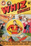 Cover For Whiz Comics 90