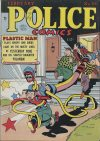 Cover For Police Comics 98