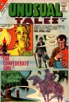 Cover For Unusual Tales 25
