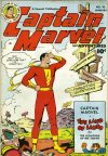 Cover For Captain Marvel Adventures 92