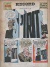 Cover For The Spirit (1946 1 13) Philadelphia Record