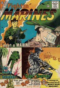 Large Thumbnail For Fightin' Marines #36