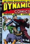 Cover For Dynamic Comics 23