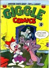 Cover For Giggle Comics 80