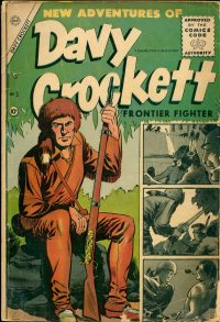 Large Thumbnail For Davy Crockett #3