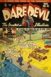 Cover For Daredevil Comics 51