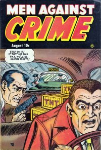 Large Thumbnail For Men Against Crime #6