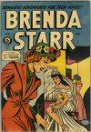 Cover For Brenda Starr 10