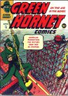Cover For Green Hornet Comics 12