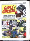 Cover For Girls' Crystal 1132
