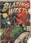 Cover For Blazing West 10