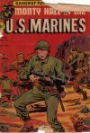 Cover For Monty Hall of the U.S. Marines 9