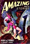 Cover For Amazing Stories v22 3