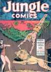 Cover For Jungle Comics 12