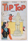 Cover For Tip Top Comics 113