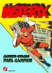 Large Thumbnail For Misterix - A. Ongaro - P. Campani - EAGZA