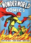 Cover For Wonderworld Comics 21