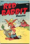 Cover For Red Rabbit 3