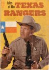 Cover For 0396 Tales of the Texas Rangers