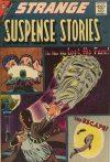 Cover For Strange Suspense Stories 34