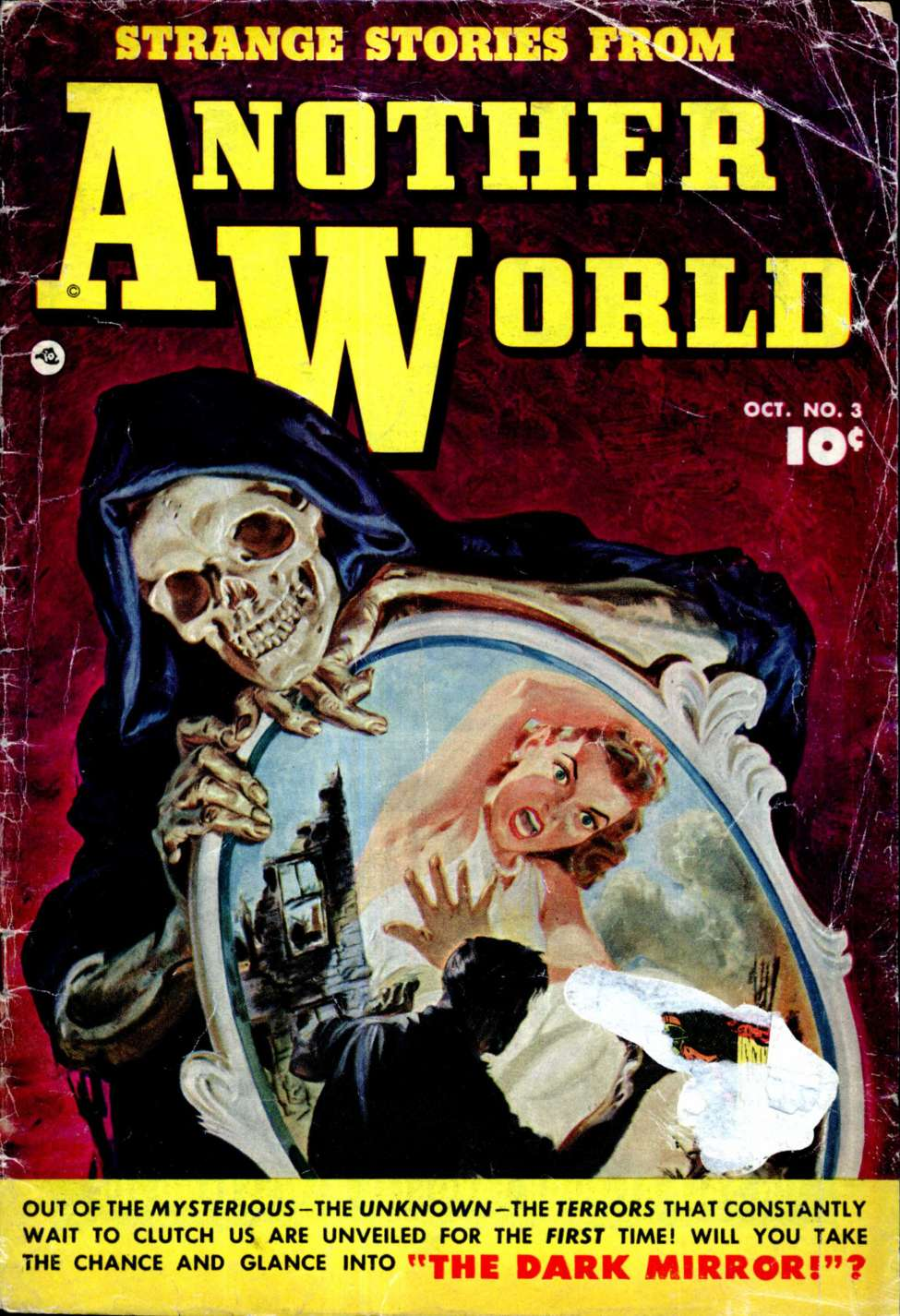 Comic Book Cover For Strange Stories from Another World #3