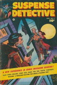 Large Thumbnail For Suspense Detective #2