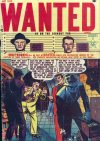 Cover For Wanted Comics 20