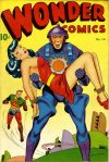 Cover For Wonder Comics 14