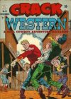 Cover For Crack Western 75