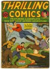 Cover For Thrilling Comics 30 (43 fiche)