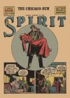 Cover For The Spirit (1945 1 21) Chicago Sun