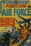 Cover For U.S. Fighting Air Force 8