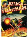 Cover For Attack On Planet Mars