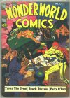 Cover For Wonderworld Comics 10
