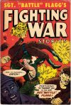 Cover For Fighting War Stories 5