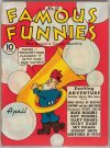 Cover For Famous Funnies 69