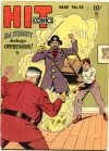 Cover For Hit Comics 58