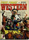 Cover For Prize Comics Western 84
