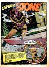 Cover For Holyoke One Shot 10 Captain Stone Comics 10