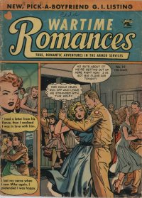 Large Thumbnail For Wartime Romances #10