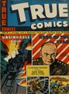 Cover For True Comics 43