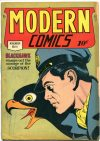 Cover For Modern Comics 91