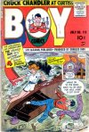 Cover For Boy Comics 113
