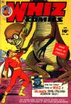 Cover For Whiz Comics 154