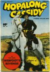 Cover For Hopalong Cassidy 16