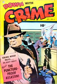 Large Thumbnail For Down with Crime #6